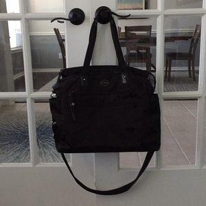 Coach Diaper Bag/Tote-Black